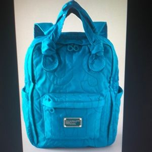 Marc Jacobs nylon backpack knapsack